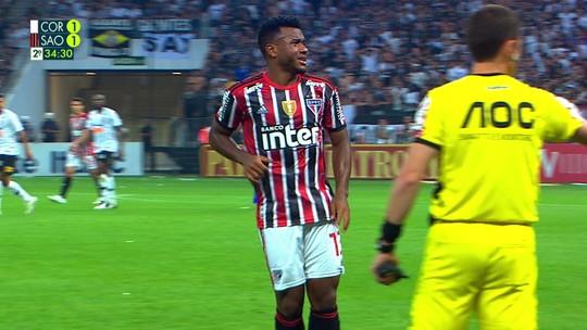 São Paulo x Botafogo: Luan tem estiramento na coxa e é desfalque para estreia do Brasileirão