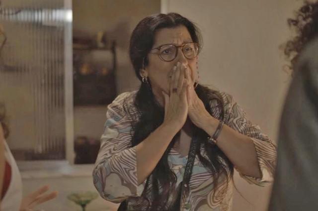 Cena de 'Amor de mãe' (Foto: Reprodução)