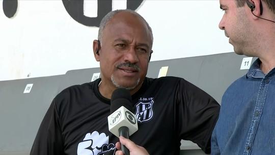 """Ponte tem o único presidente negro entre Séries A e B: """"É uma fotografia do Brasil"""", diz Tiãozinho"""