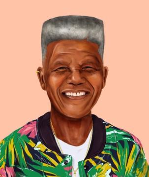 A história inspiradora de Nelson Mandela