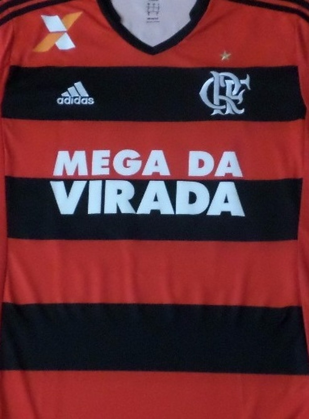 acc915418d26e ... Flamengo entrou em campo com