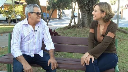 'Revista' bate um papo com o senhor Paulo Lima, pai da atriz Vanessa Giácomo