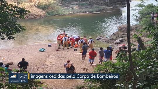 Pescador morre afogado no rio São Bartolomeu