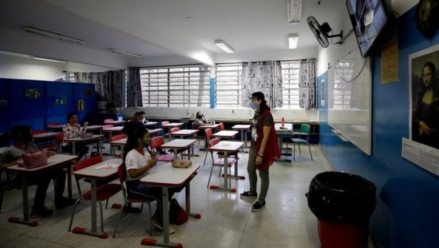 Covid-19: ineficácia do ensino na pandemia pode atingir geração inteira de  jovens e gerar perdas de R$ 700 bi, estima estudo - Época Negócios |  Economia
