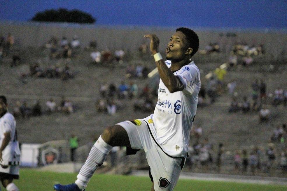 1f6b6a7d1d73e ... Mário Sérgio passou as últimas duas temporadas no Botafogo-PB — Foto   Nádya Araújo