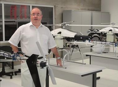 drone-tecnologia-startup-lucio-andre-castro-embrapa (Foto: Divulgação)