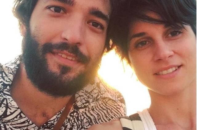 Humberto Carrão e Chandelly Braz (Foto: Reprodução)