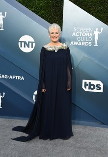 Glenn Close, de Oscar de la Renta