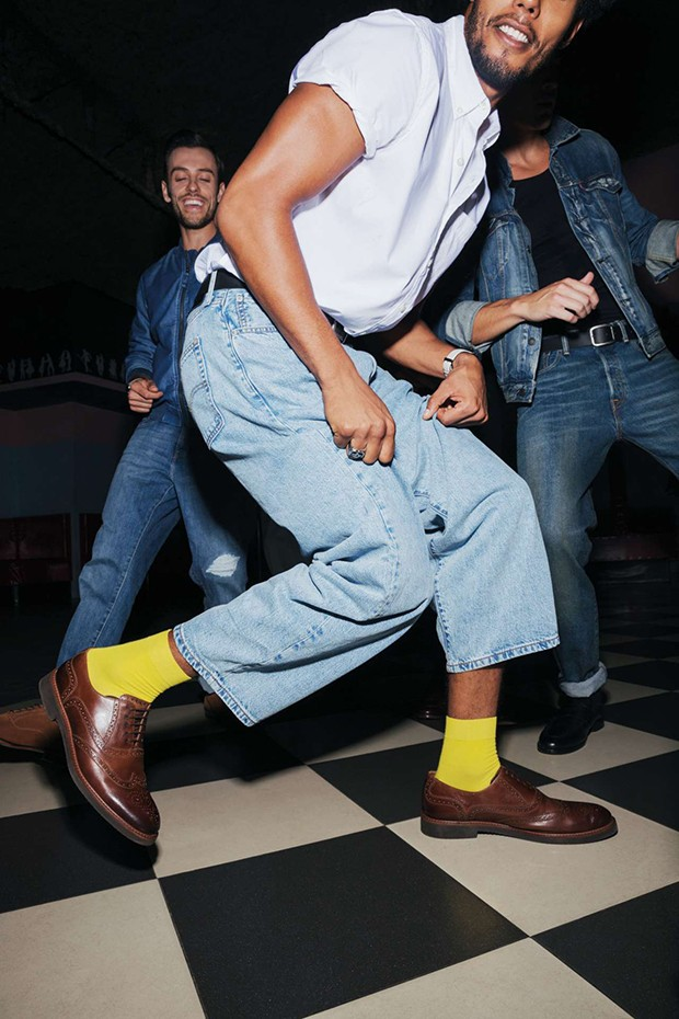 Moda dance (Foto: GABRIELA SCHMIDT )