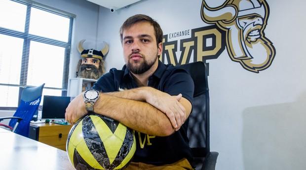 Luciano Brunetti, sócio de uma empresa de intercâmbio esportivo: segmentação para ganhar mercado (Foto: Ricardo Matsukawa / Ricardo Yoithi Matsukawa-ME / Sebrae-SP.)
