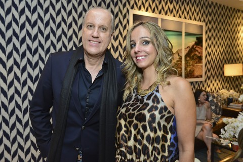 Luis Henrique Sampaio e Juliana de Araujo