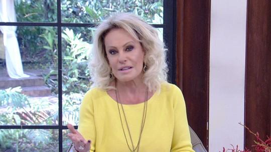 Ana Maria comenta entrevista sobre Montagner: 'Me solidarizo com a dor da Camila Pitanga'
