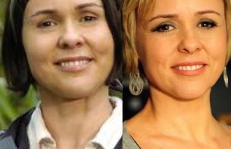 Intérprete de Diva, presidiária com um passado misterioso, Giulia Gam está afastada da TV desde uma participação em 'Mister Brau', em 2017. A atriz foi escalada para a série 'Mal secreto', que irá ao ar no Globoplay TV Globo - Reprodução/Instagram