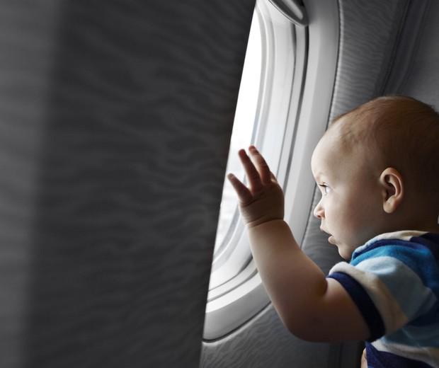 Bebê viagem (Foto: Klaus Vedfelt / Getty Images)