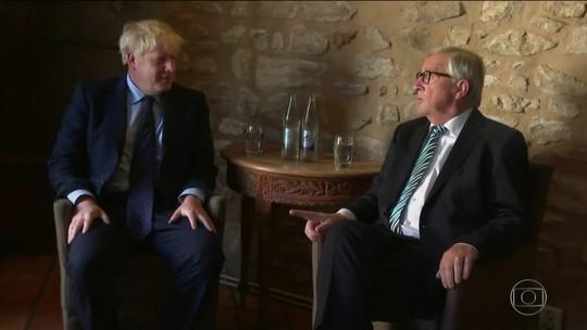 Primeiro-ministro britânico começa nova rodada de negociações para retirar país da UE