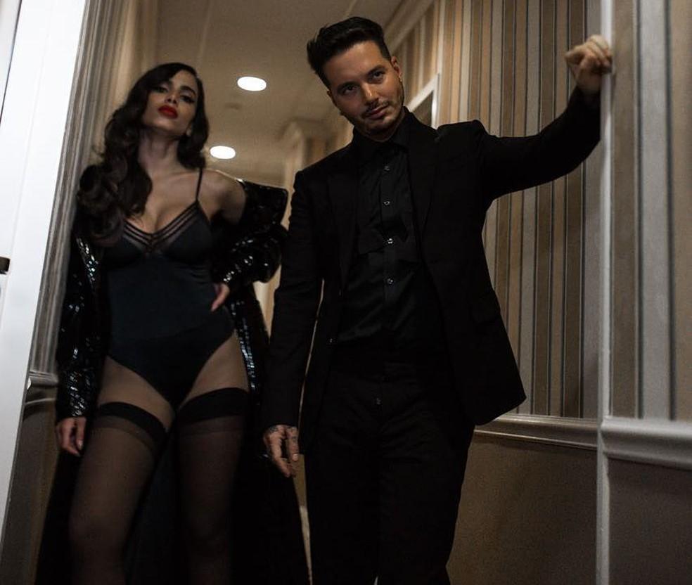 Anitta lança clipe música Downtown, parceria com J Balvin, ouça agora!
