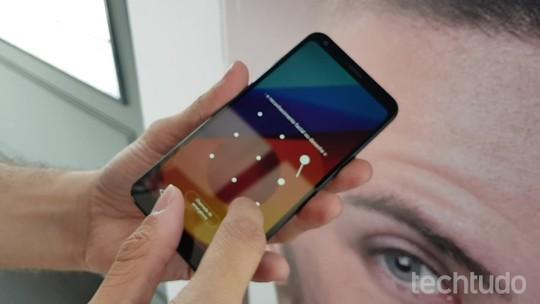 Primeiras impressões do LG Q6: celular aposta em tela com bordas mínimas