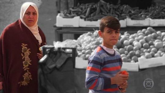 Amã é oásis de paz em meio aos confrontos do Oriente Médio e recebe milhares de refugiados