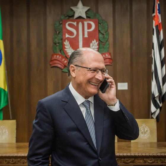 O governador do estado de São Paulo, Geraldo Alckmin (Foto: Alexandre Carvalho / A2img / Flickr Governo do Estado de SP)