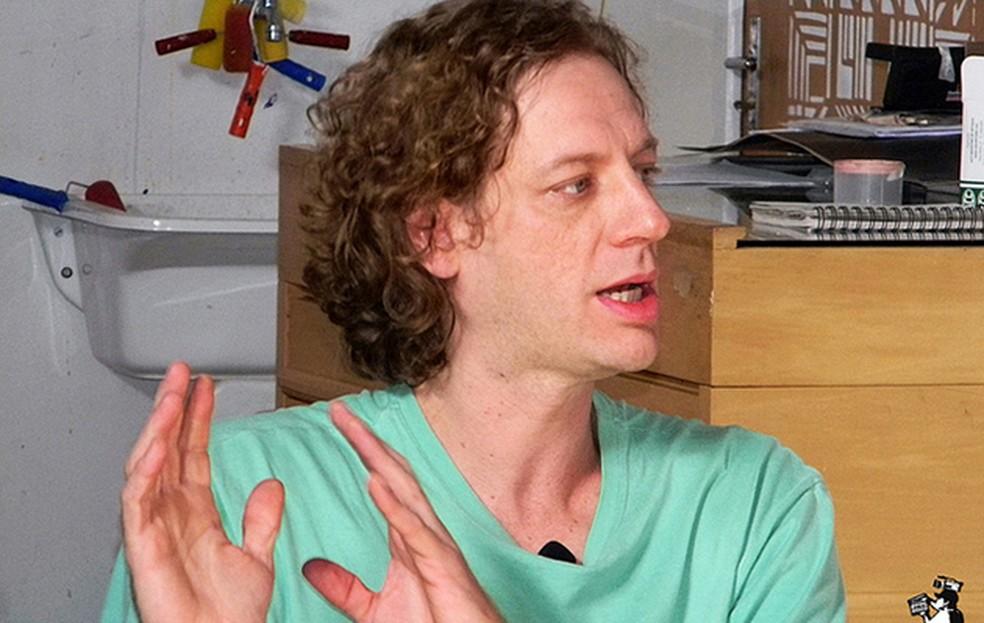 Oficina será ministrada pelo cineasta Christian Saaghard (Foto: Divulgação)