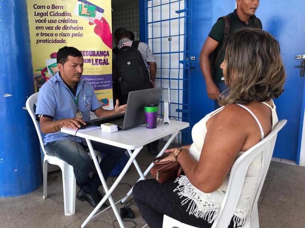 SMTT vai emitir cartão Bem Legal em quatro terminais de ônibus de Maceió - Notícias - Plantão Diário
