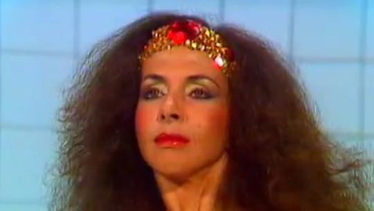Betty Faria já foi super-heroína e apresentadora, você lembra?