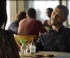 Na segunda-feira (16), Camilo (Lee Taylor) descobrirá que Chiclete (Sergio Guizé) matou Cosme (Osvaldo Mil) | Reprodução