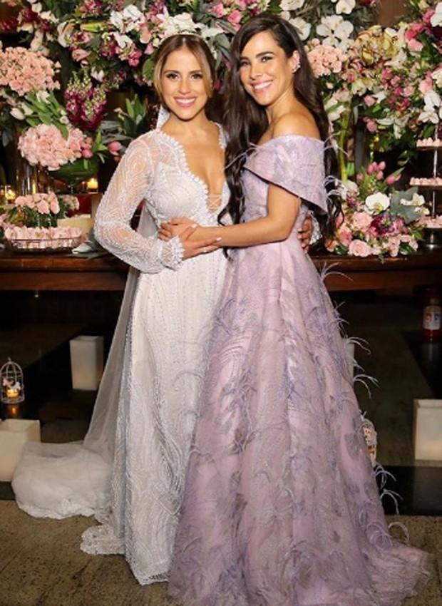 Camilla e Wanessa Camargo (Foto: Reprodução/Instagram)