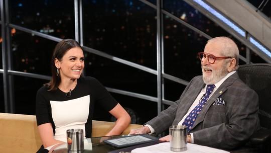 Monica Iozzi brinca com 'sumiço' da TV: 'O que me oferecem estou aceitando, menos posar nua'