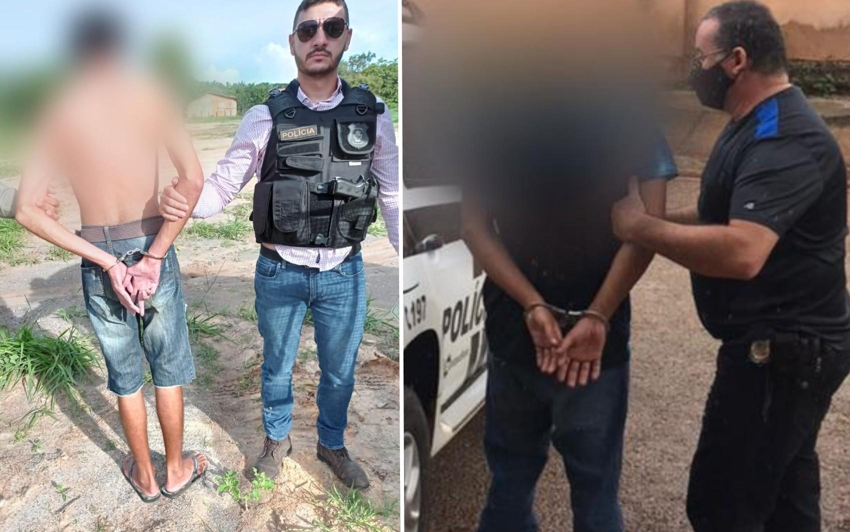 Operação prende em cinco dias quase 100 suspeitos de homicídios em Goiás