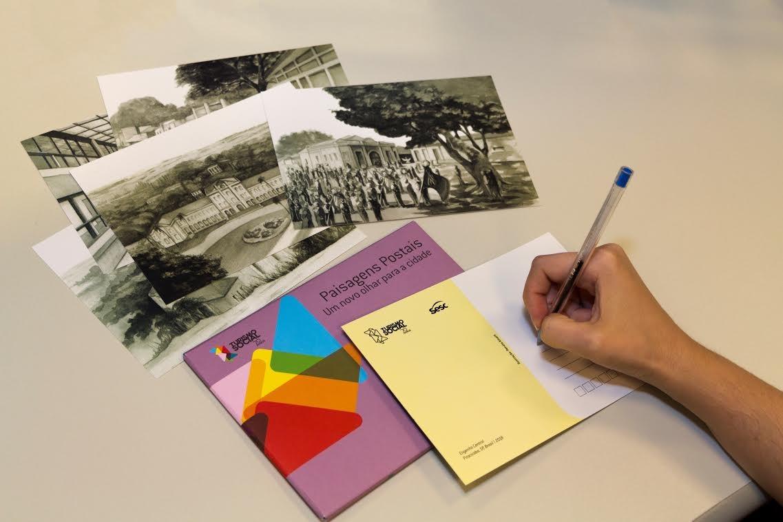 Oficina de escrita em cartões-postais de locais históricos de Piracicaba tem entrada gratuita - Noticias