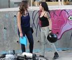 Mari (Bruna Marquezine) e Ximena (Carol Abras) | TV Globo