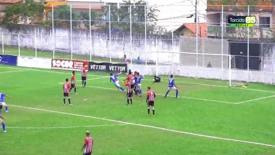 Serra x São Mateus - Copa Espírito Santo 2018 - globoesporte.com