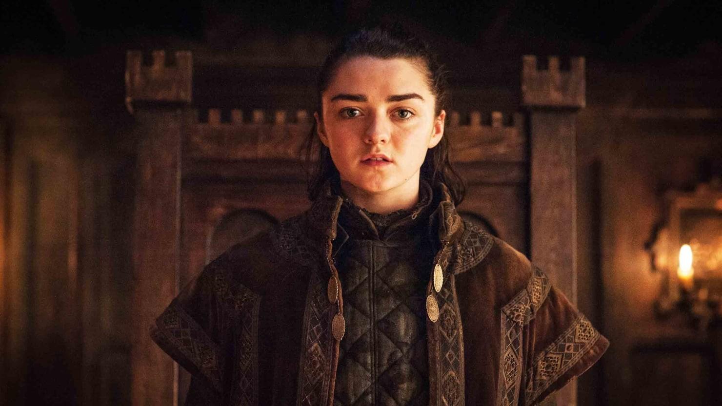 Segundo o estudo, as chances de Arya não são nada boas... (Foto: Divulgação )