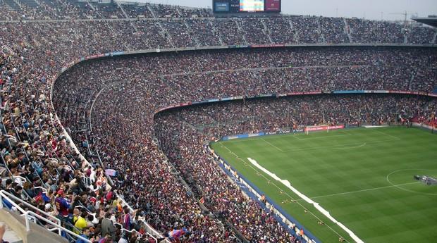 campo de futebol, torcida, copa do mundo (Foto: Reprodução/Pexels)