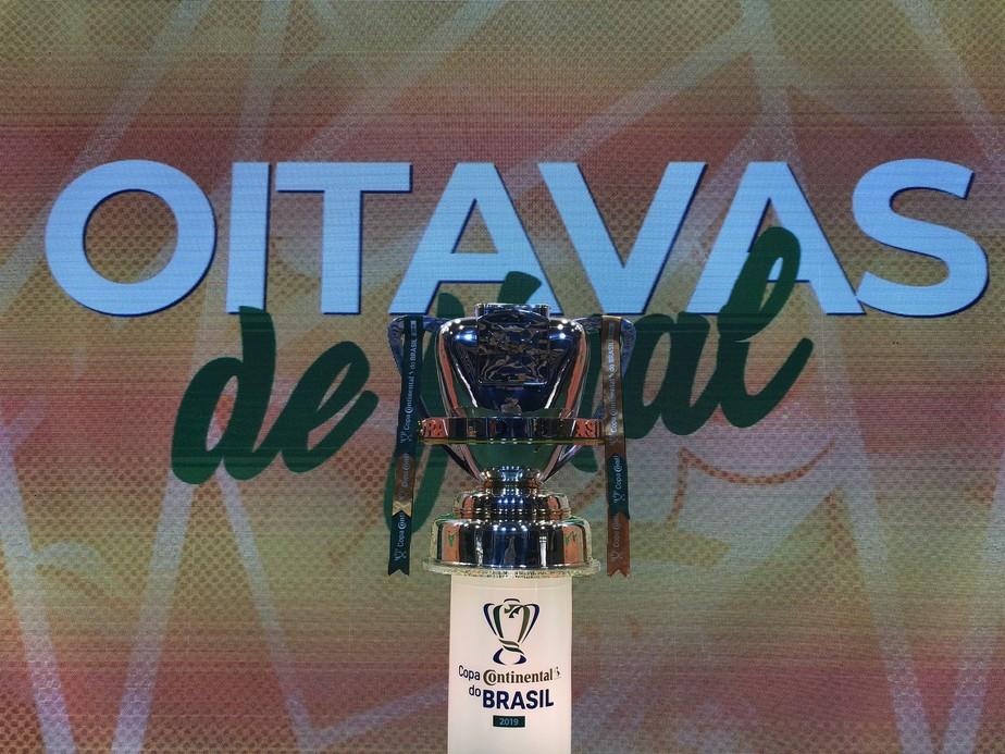 CBF divulga tabela detalhada das oitavas de final da Copa do Brasil; veja datas e horários