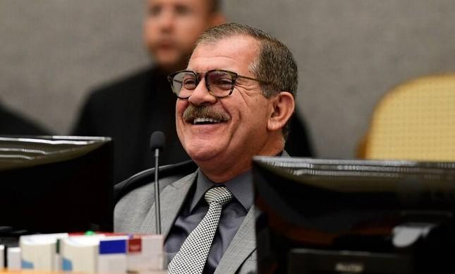 O presidente do STJ, ministro Humberto Martins