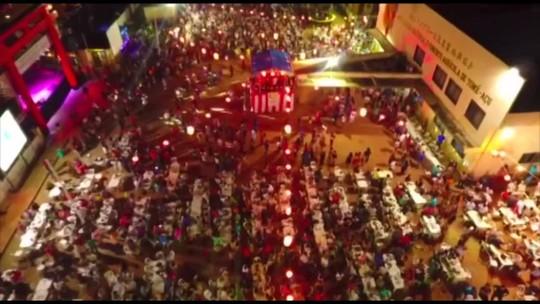 Terceira maior colônia japonesa do Brasil, Tomé-Açu festeja os 90 anos da imigração