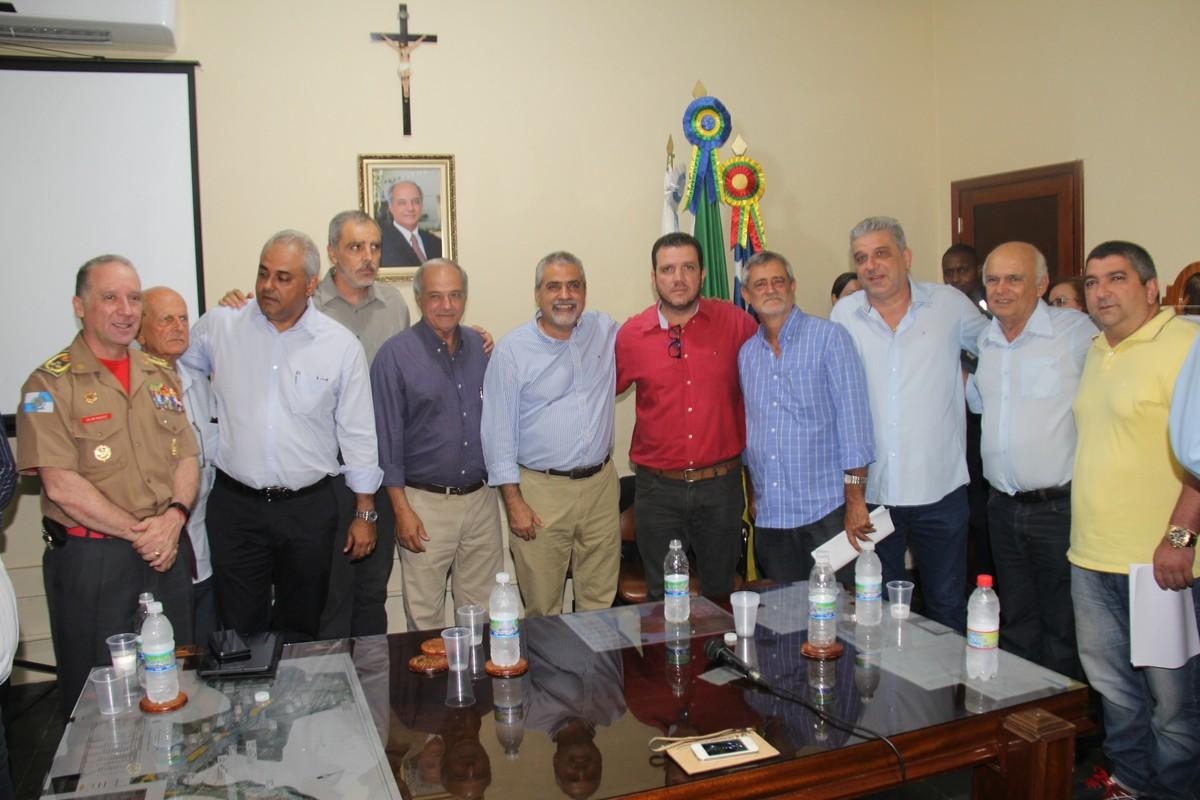 Secretários estaduais e prefeitos debatem implantação de conselho para enfrentar estiagem no Norte e Noroeste do Rio
