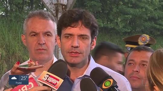 Ministro anuncia liberação de R$ 62 milhões para reativar turismo em Brumadinho