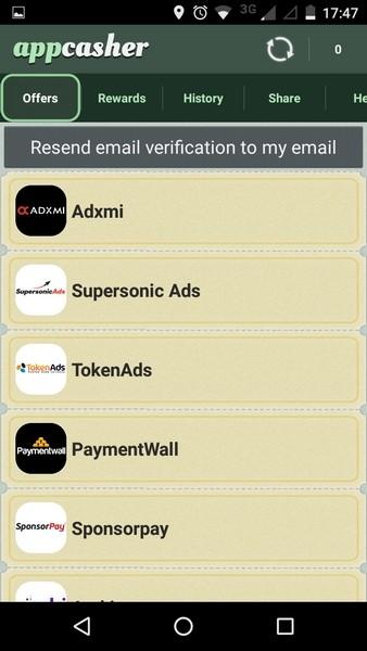 Appcasher | Download | TechTudo