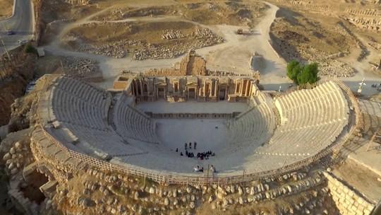 Amã: descubra os encantos da capital da Jordânia com o Globo Repórter