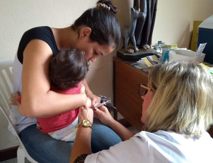 Todos os moradores de Teresópolis, RJ, poderão se vacinar contra a gripe a partir desta segunda