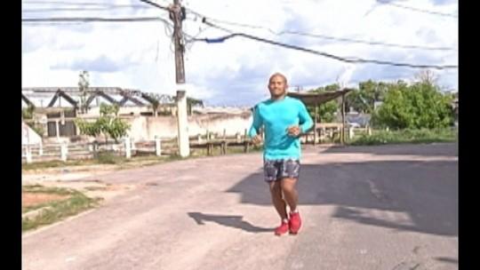 Estudante paraense perde 30 quilos a partir da prática da corrida de rua