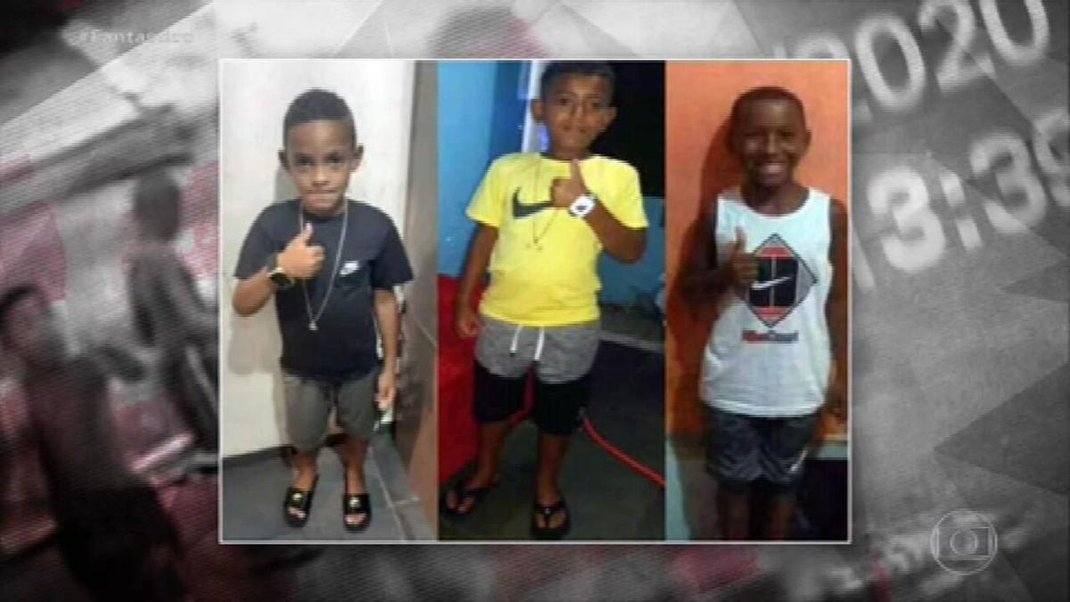 'Tenho esperança de encontrar os três vivos', diz mãe de um dos meninos desaparecidos na Baixada Fluminense