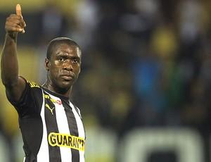 Seedorf jogo Botafogo Figueirense Copa do Brasil (Foto: Satiro Sodre / SSPress)