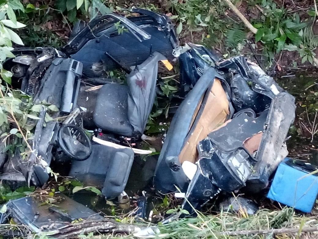 Acidente deixa quatro mortos e cinco feridos na RJ-127, em Vassouras - Radio Evangelho Gospel