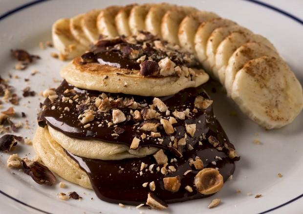 Panqueca de Nutella (Foto: Alexander Landau)