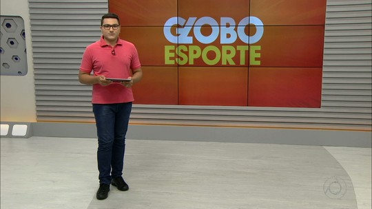 Globo Esporte: apresentações do novo time do Botafogo-PB e de Fábio Júnior no Campinense