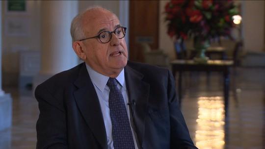 Ex-presidente do STF diz que sistema eleitoral do Brasil não funciona mais